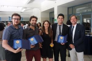Joaquín Herrero, Dr. Jonathan Wimmer, Dra. M. de los Ángeles Juricic, Iván Plaza, Dr. Pedro Maldonado.