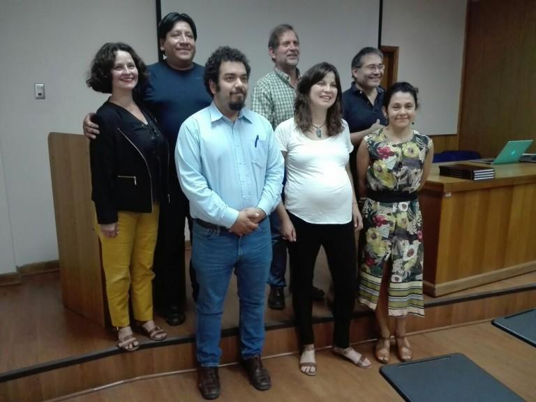 Leer más sobre el artículo Defensa pública de tesis de Rocío Mayol